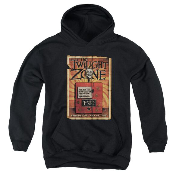 Twilight Zone Seer Youth Pull Over Hoodie