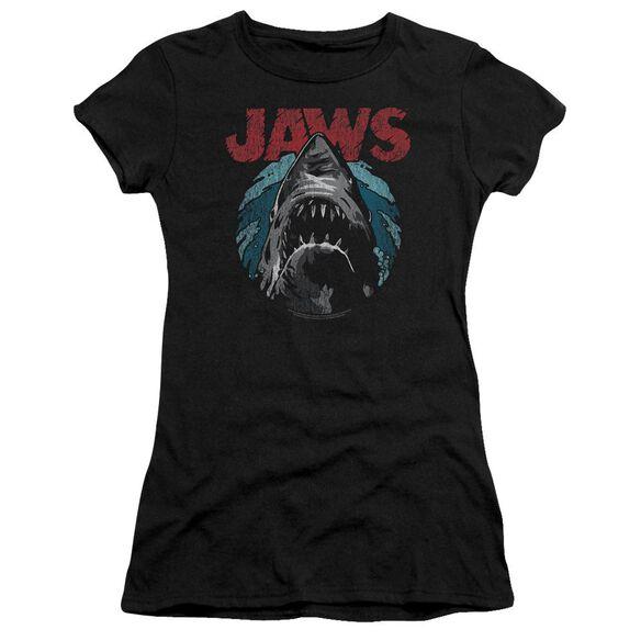 Jaws Water Circle Premium Bella Junior Sheer Jersey