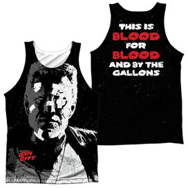 Sin City Marv (Front Back Print) Adult Poly Tank Top