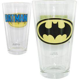 DC Comics Logo Pint Glass Set