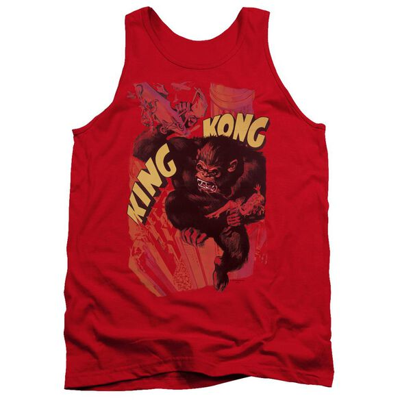 King Kong Plane Grab Adult Tank