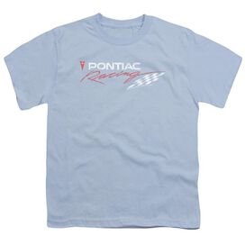 Pontiac Pontiac Racing Rough Hewn Short Sleeve Youth Light T-Shirt