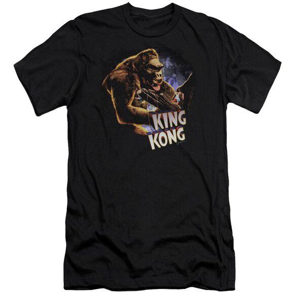 King Kong Kong And Ann Premuim Canvas Adult Slim Fit