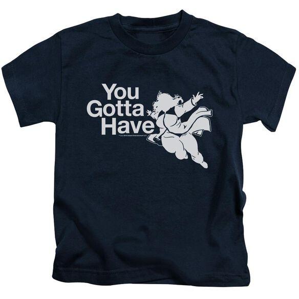Valiant You Gotta Have Faith Short Sleeve Juvenile T-Shirt