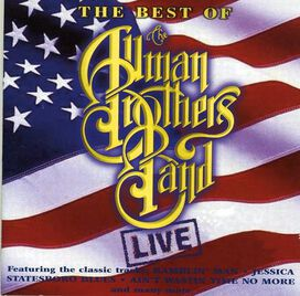 The Allman Brothers Band - All Live