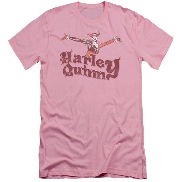 Dc Harley Hop Vintage Short Sleeve Adult T-Shirt