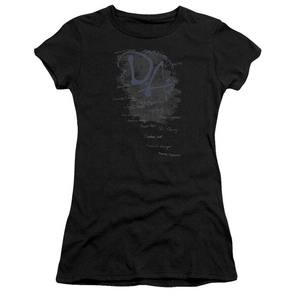 Harry Potter Dumbledores Army Short Sleeve Junior Sheer T-Shirt