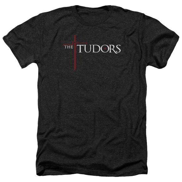 Tudors Logo Adult Heather