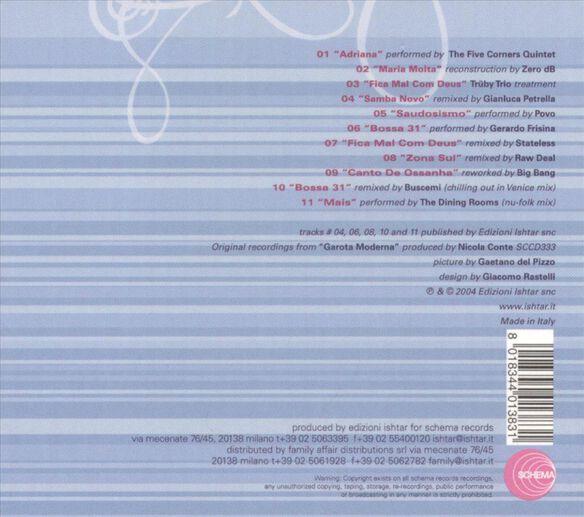 Garota Diferente: The Remix Album (Ita)