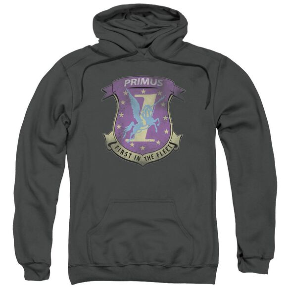 Bsg Primas Badge Adult Pull Over Hoodie