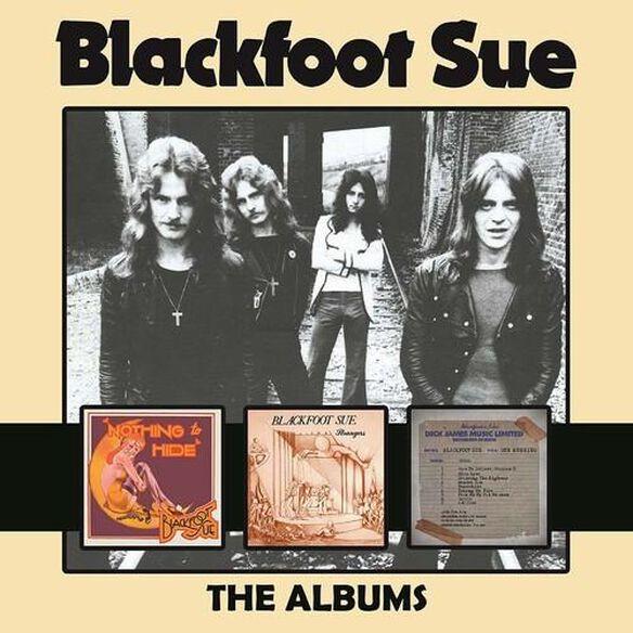 Blackfoot Sue: Albums (Uk)