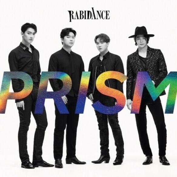Rabidance - Prism (incl. Photocard + Sticker)