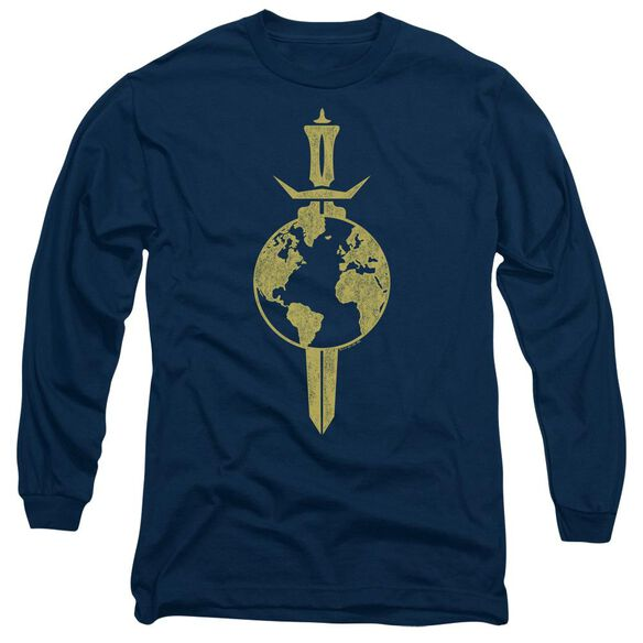 Star Trek Terran Empire Long Sleeve Adult T-Shirt