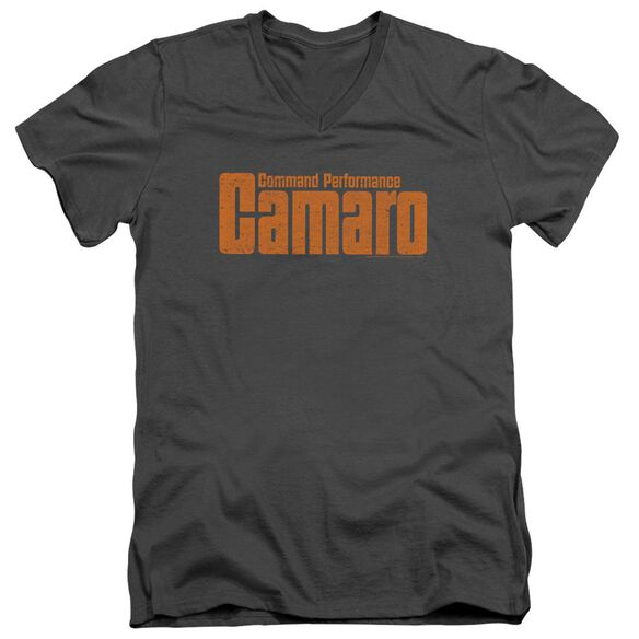 Chevrolet Command Performance Short Sleeve Adult V Neck T-Shirt