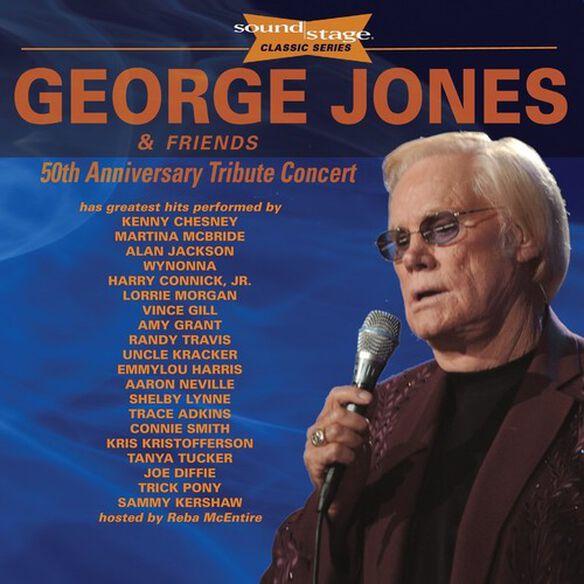 George Jones & Friends - 50th Anniversary Tribute Concert: Soundstage