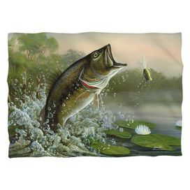 Wild Wings Summertime 2 (Front Back Print) Pillow Case White