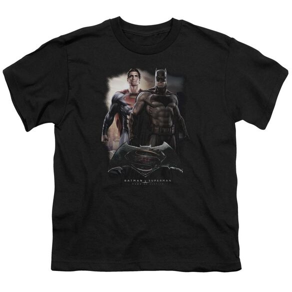 Batman Vs Superman Dawn Short Sleeve Youth T-Shirt