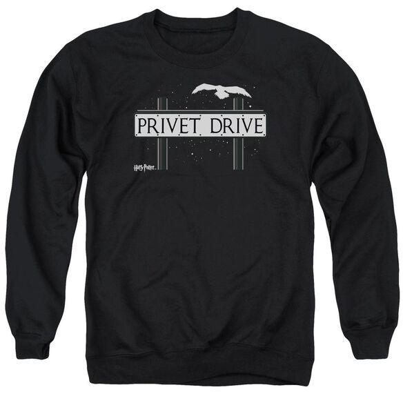 Harry Potter Privet Drive Adult Crewneck Sweatshirt