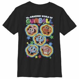 Gumball Five Stars Youth T-Shirt