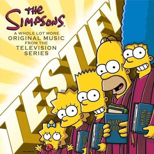 Simpsons: Testify / Tv O.S.T.