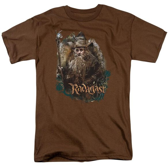 The Hobbit Radagast The Brown Short Sleeve Adult Coffee T-Shirt