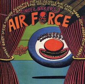 Ginger Baker's Air Force - Ginger Baker's Air Force