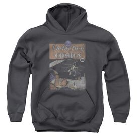 Dc Detective #27 Distressed-youth Pull-over Hoodie
