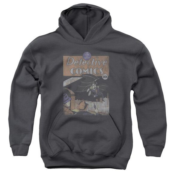 Dc Detective #27 Distressed Youth Pull Over Hoodie