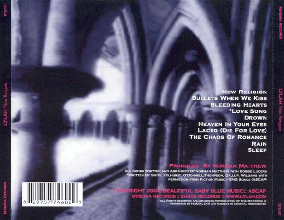 New Religion 0605