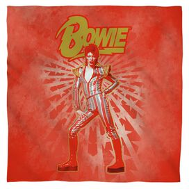 David Bowie Stars Bandana