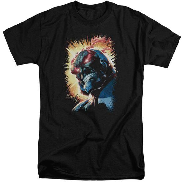 Jla Darkseid Is Short Sleeve Adult Tall T-Shirt
