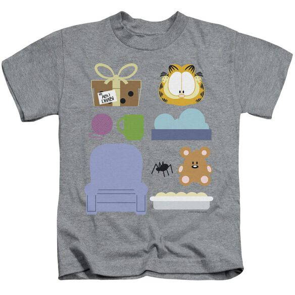 GARFIELD GIFT SET-S/S JUVENILE T-Shirt
