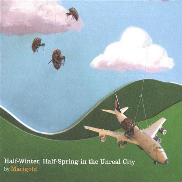 Half Winter Half Spring In The Unreal City