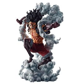 One Piece Luffy Gear 4 Snakeman Battle Memories Ichiban Figure