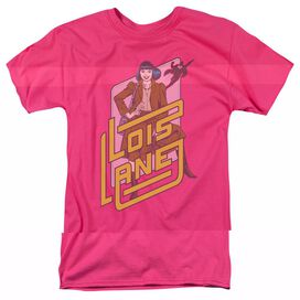 DC LOIS LANE-S/S ADULT T-Shirt