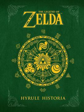 The Legend of Zelda - Hyrule Historia [Hardcover]