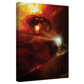 Lord Of The Rings Balrog Quickpro Artwrap Back Board