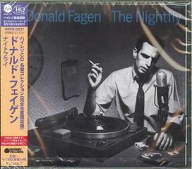 Donald Fagen - Night Fly (Japanese UHQCD x MQA Pressing)