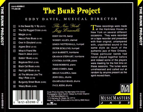 Bunk Project