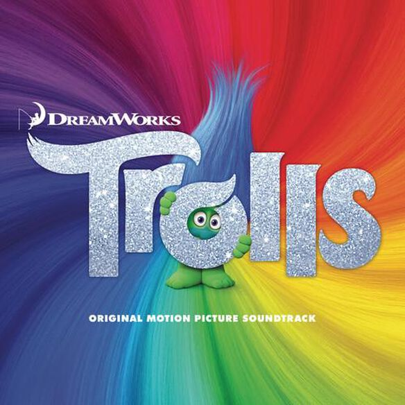 Trolls / O.S.T. (Jpn)