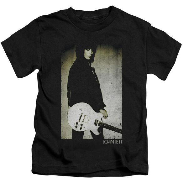 Joan Jett Turn Short Sleeve Juvenile T-Shirt