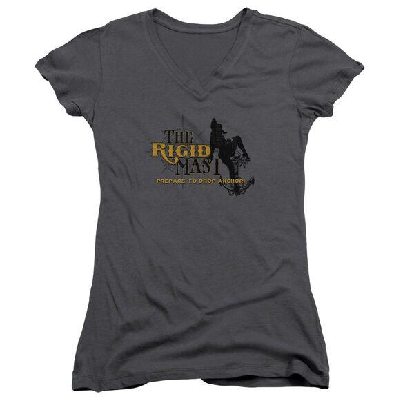 The Rigid Mast Junior V Neck T-Shirt