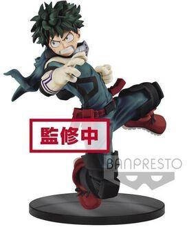 My Hero Academia The Amazing Heroes Izuku Midoriya 5.5-Inch PVC Figure #01