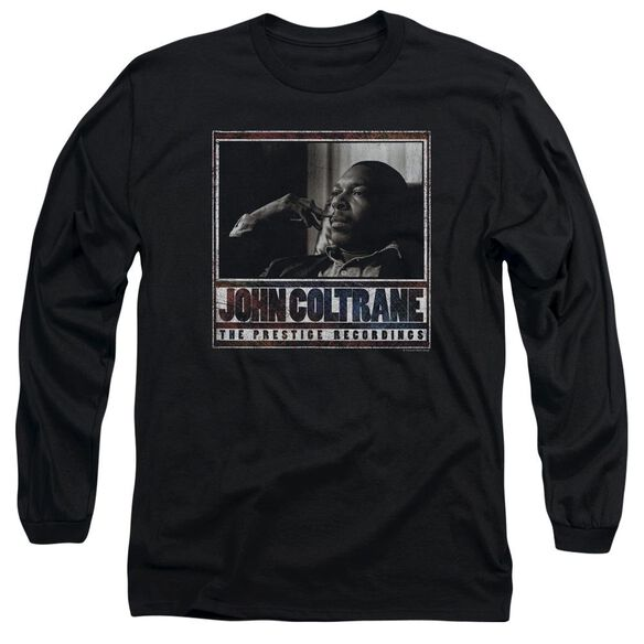 John Coltrane Prestige Recordings Long Sleeve Adult T-Shirt
