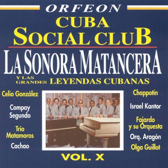 Sonora Matancera Y V10