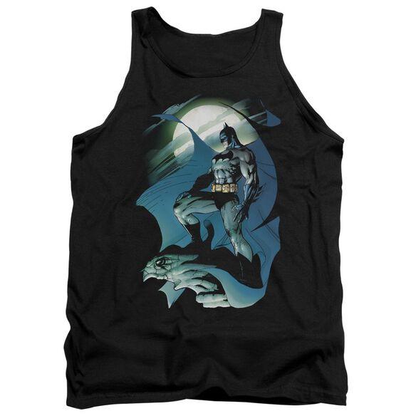 Batman Glow Of The Moon Adult Tank