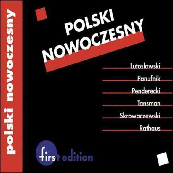 Louisville Orchestra - Polish Modern