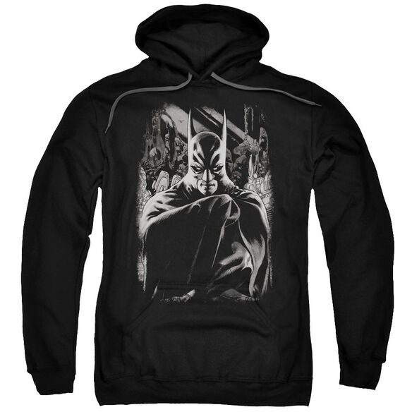 Batman Detective 821 Cover Adult Pull Over Hoodie