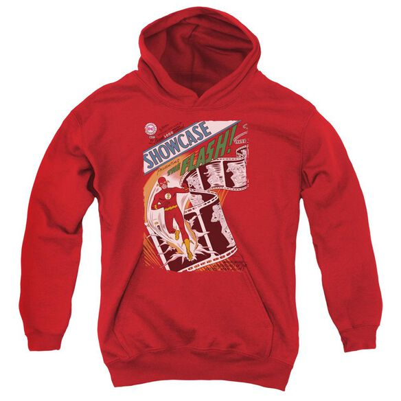 Jla Showcase #4 Cover Youth Pull Over Hoodie