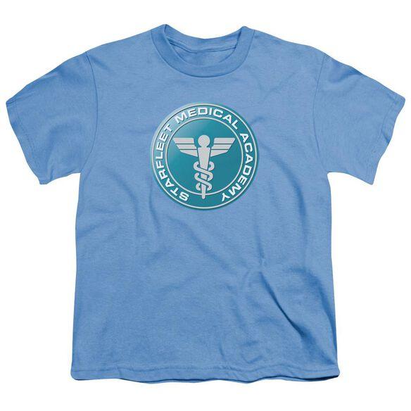 Star Trek Medical Short Sleeve Youth Carolina T-Shirt